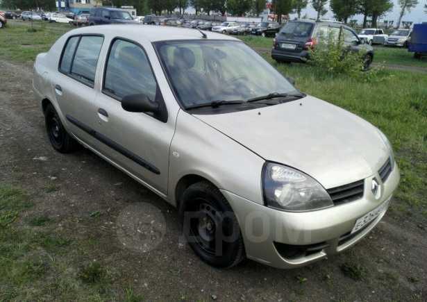 Renault Symbol, 2007 год, 171 000 руб.