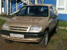 Chevrolet Niva, 2004 г., Омск