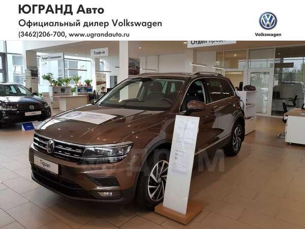 Volkswagen Tiguan, 2018 год, 1 843 700 руб.