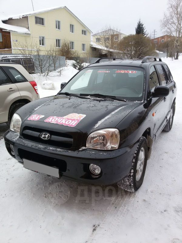Hyundai Santa Fe Classic, 2008 год, 470 000 руб.