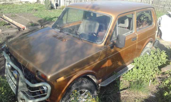Лада 4x4 2121 Нива, 1977 год, 55 000 руб.