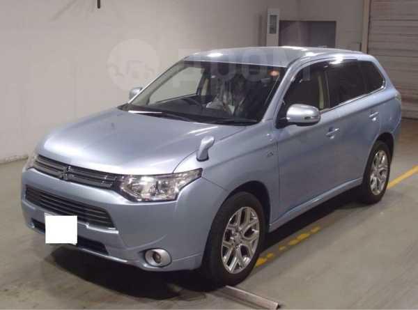 Mitsubishi Outlander, 2014 год, 1 260 000 руб.