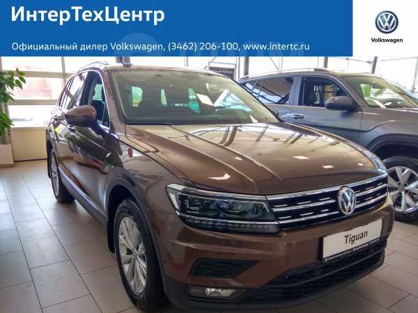 Volkswagen Tiguan, 2018 год, 1 998 090 руб.