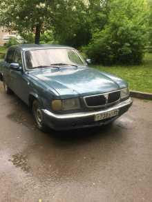 ГАЗ 31105 Волга, 2003 г., Новосибирск
