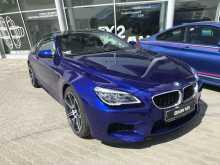 BMW M6, 2016 г., Красноярск