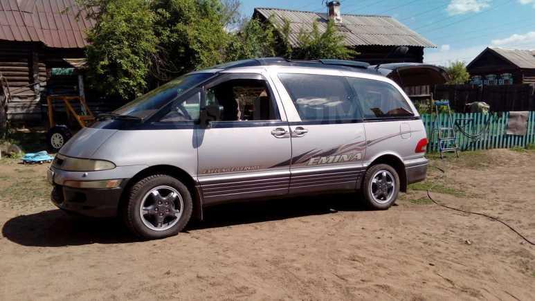 Toyota Estima Emina, 1993 год, 245 000 руб.