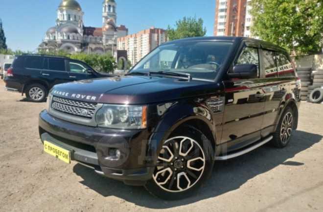 Land Rover Range Rover Sport, 2011 год, 1 200 000 руб.