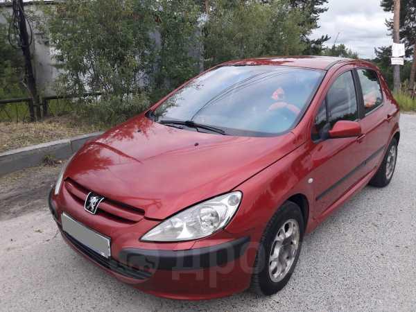 Peugeot 307, 2003 год, 200 000 руб.
