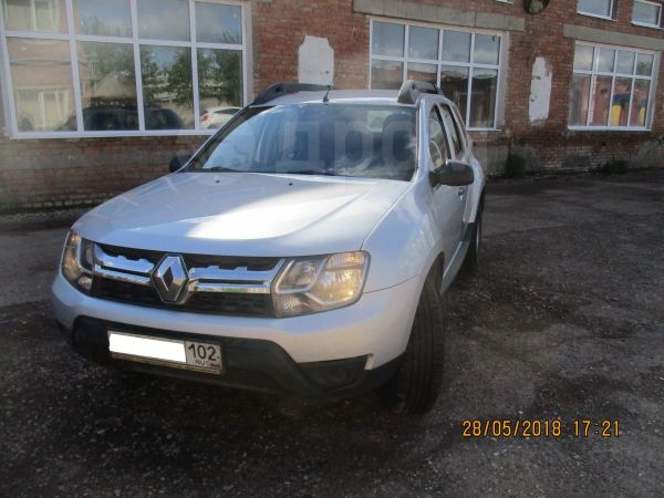 Renault Duster, 2016 год, 730 000 руб.