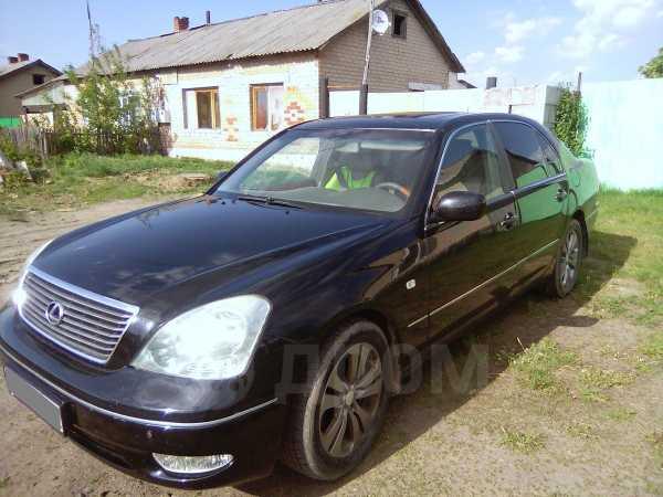Lexus LS430, 2002 год, 430 000 руб.