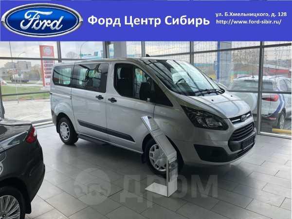 Ford Tourneo Custom, 2017 год, 2 150 000 руб.