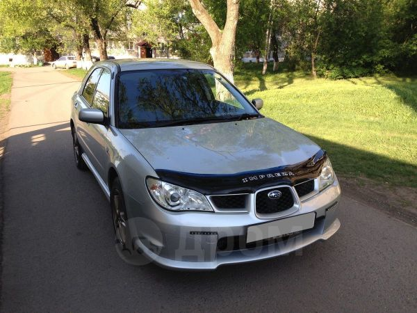 Subaru Impreza, 2007 год, 395 000 руб.