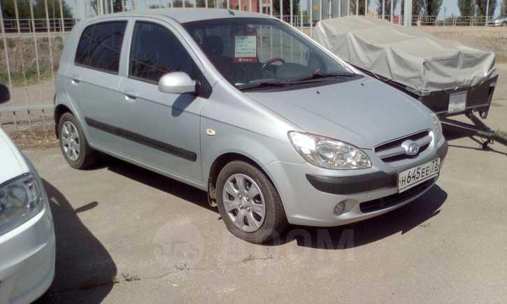 Hyundai Getz, 2007 год, 328 000 руб.
