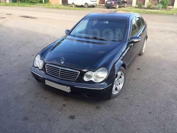 Mercedes-Benz C-Class, 2001 год, 195 000 руб.