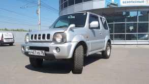 Иркутск Jimny Sierra 2003