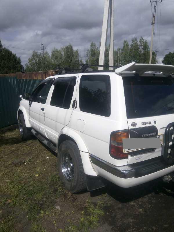 Nissan Terrano, 1998 год, 420 000 руб.