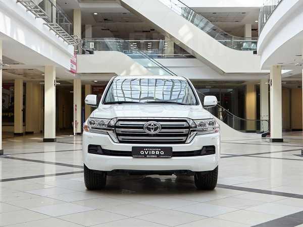 Toyota Land Cruiser, 2018 год, 3 660 000 руб.