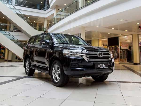 Toyota Land Cruiser, 2018 год, 3 860 000 руб.