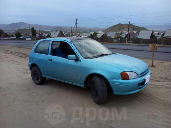 Toyota Starlet, 1997 год, 110 000 руб.