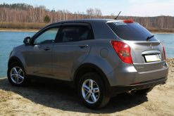 SsangYong Actyon, 2012 г., Иркутск