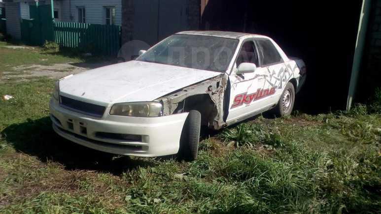 Nissan Skyline, 1989 год, 70 000 руб.