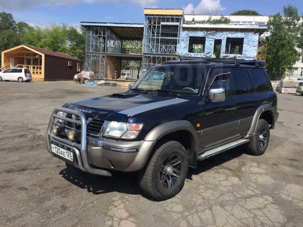 Nissan Patrol, 2000 год, 420 000 руб.