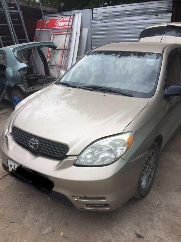 Toyota Matrix, 2002 год, 225 000 руб.