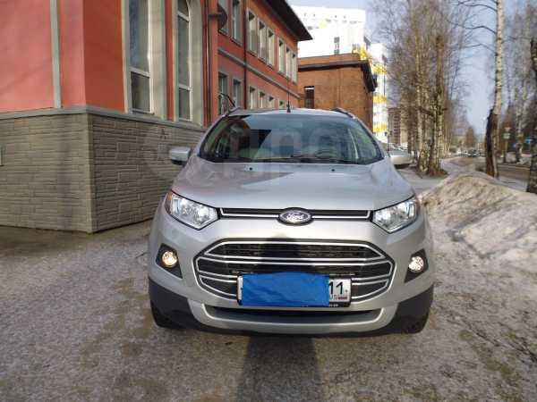 Ford EcoSport, 2016 год, 799 000 руб.