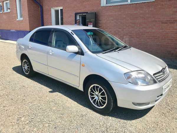 Toyota Corolla, 2000 год, 278 000 руб.