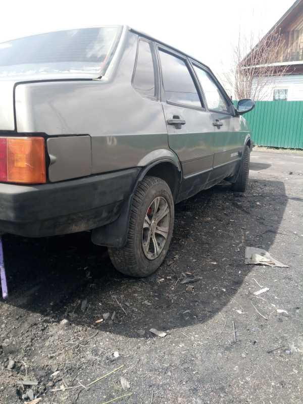 Лада 21099, 1992 год, 30 000 руб.