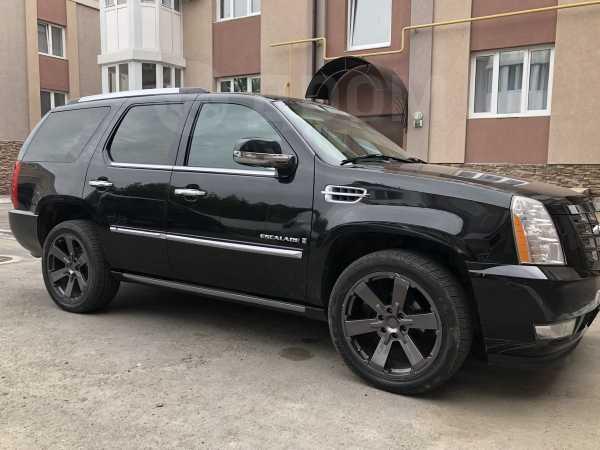 Cadillac Escalade, 2007 год, 960 000 руб.