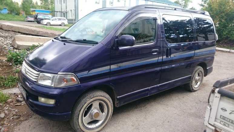 Toyota Hiace Regius, 1997 год, 480 000 руб.