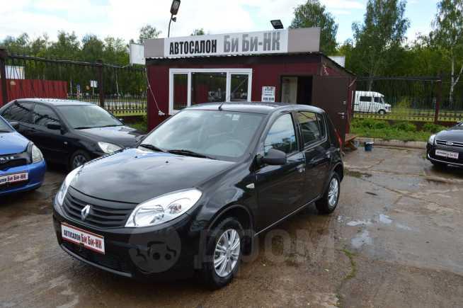 Renault Sandero, 2013 год, 409 000 руб.