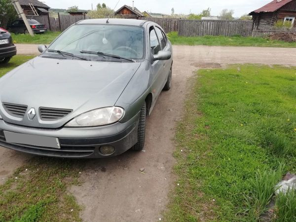 Renault Megane, 2003 год, 120 000 руб.