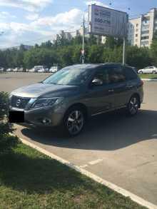 Барнаул Pathfinder 2015