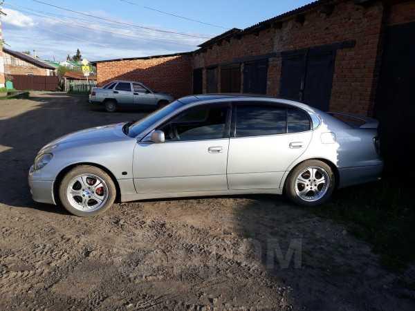 Lexus GS300, 1998 год, 430 000 руб.