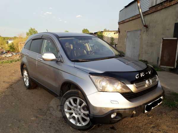 Honda CR-V, 2007 год, 760 000 руб.