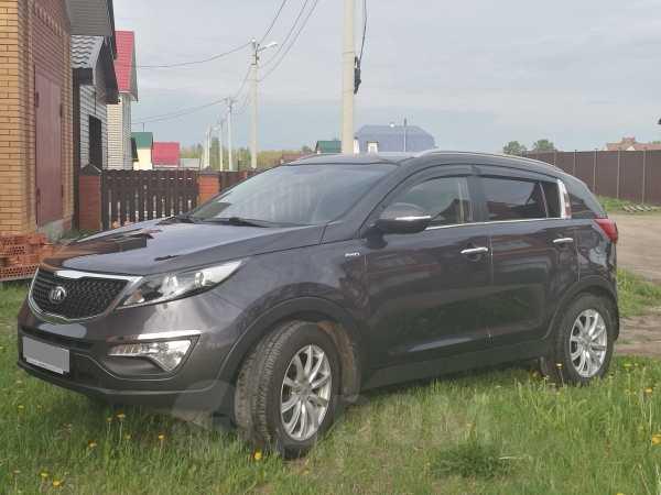Kia Sportage, 2015 год, 1 250 000 руб.