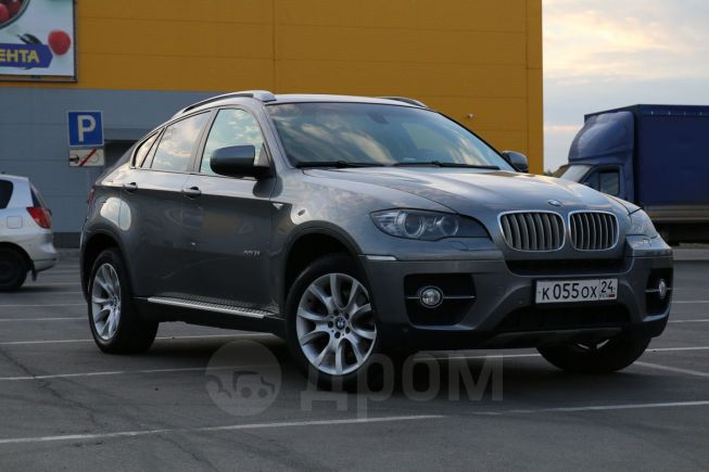 BMW X6, 2008 год, 938 000 руб.