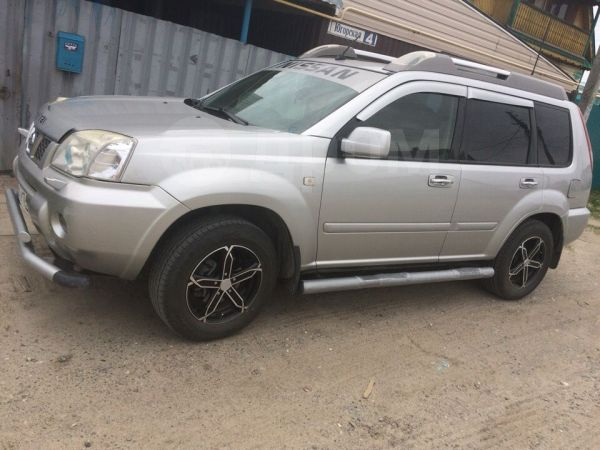 Nissan X-Trail, 2004 год, 520 000 руб.