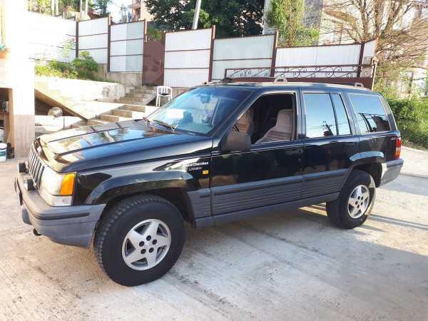 Jeep Grand Cherokee, 1992 год, 750 000 руб.