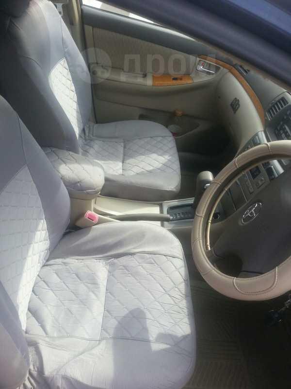 Toyota Corolla Fielder, 2004 год, 435 000 руб.