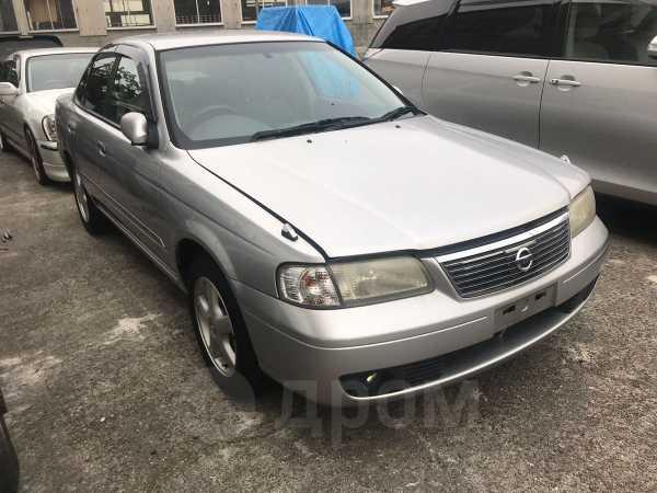 Nissan Sunny, 2003 год, 188 000 руб.