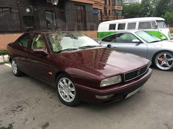 Maserati Quattroporte, 1997 год, 700 000 руб.