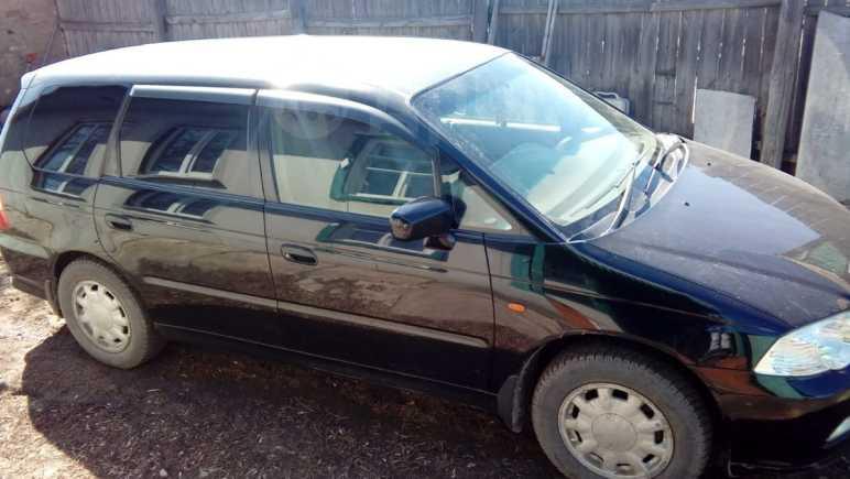 Honda Odyssey, 2001 год, 390 000 руб.