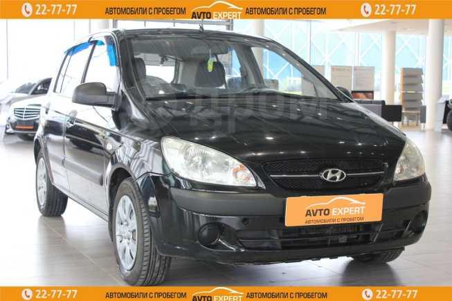Hyundai Getz, 2007 год, 259 998 руб.