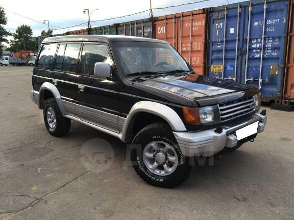 Mitsubishi Montero, 1996 год, 225 000 руб.