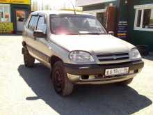 Нижневартовск Niva 2008