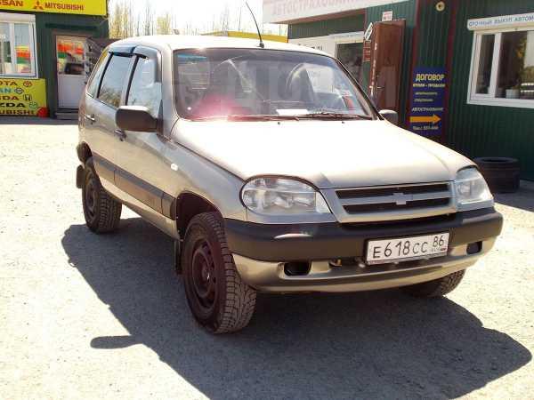 Chevrolet Niva, 2008 год, 160 000 руб.