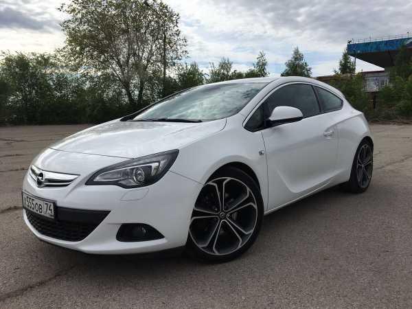 Opel Astra GTC, 2012 год, 690 000 руб.